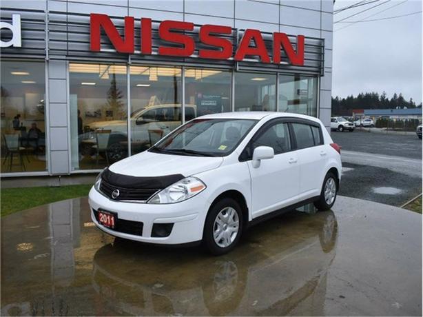 2011 Nissan Versa 1.8S