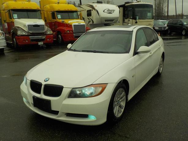 2008 BMW 3-Series 323i