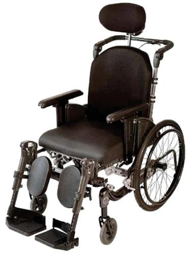 WHEELCHAIR: FUZE T50 MANUAL TILT