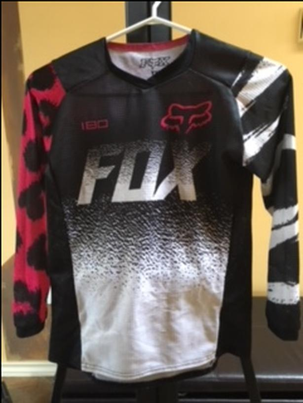 Fox Jersey size Youth medium
