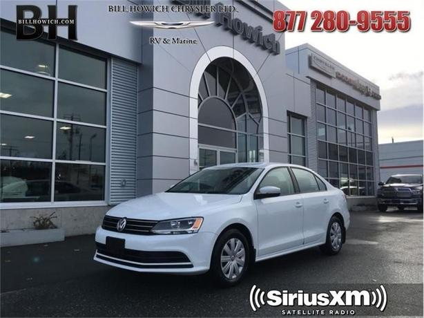 2015 Volkswagen Jetta City - Air - Rear Air - Tilt - $99.65 B/W