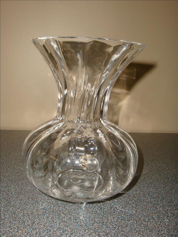 Wedgwood Crystal Vase Nib Nepean Ottawa