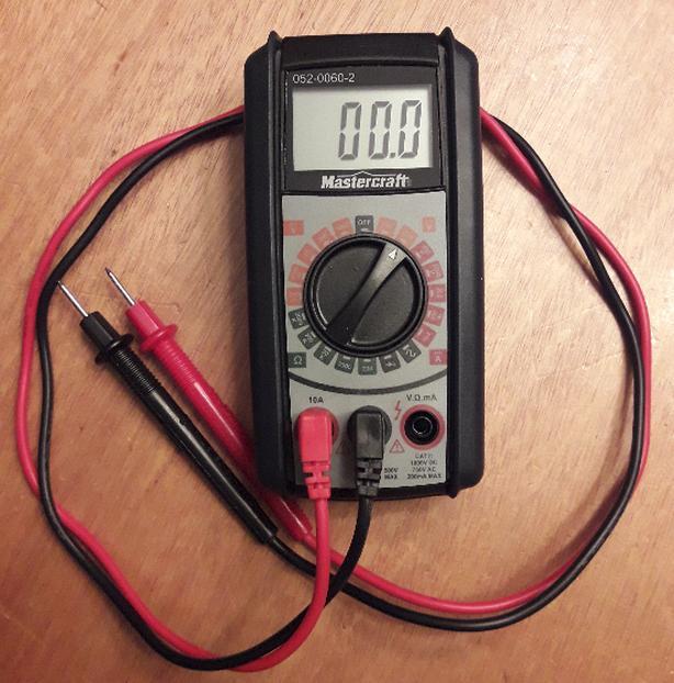 Pocket Digital Multimeter West Shore Langford Colwood