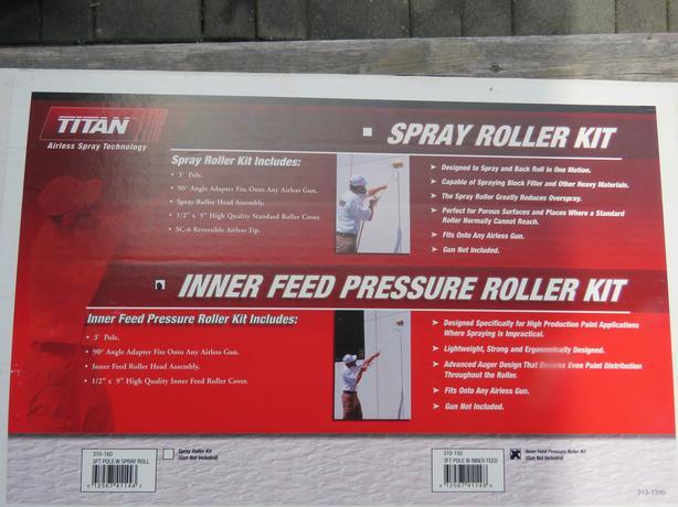 titan inner roller