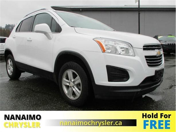 2016 Chevrolet Trax LT No Accidents Rear View Backup Camera