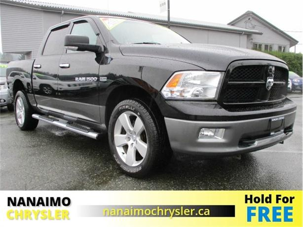 2012 Ram 1500 Outdoorsman No Accidents Tow Package