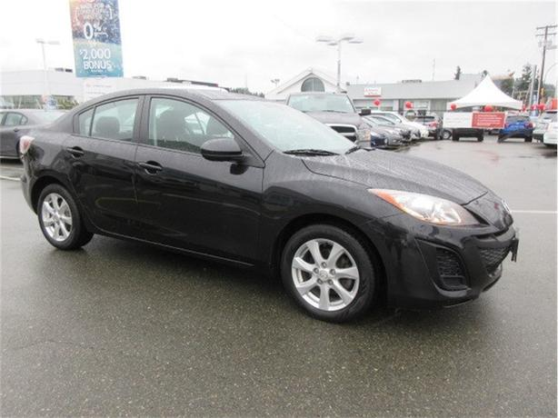 2011 Mazda Mazda3 GX Good Condition One Owner