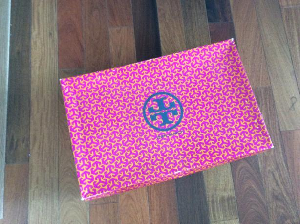 New Tory Burch boots