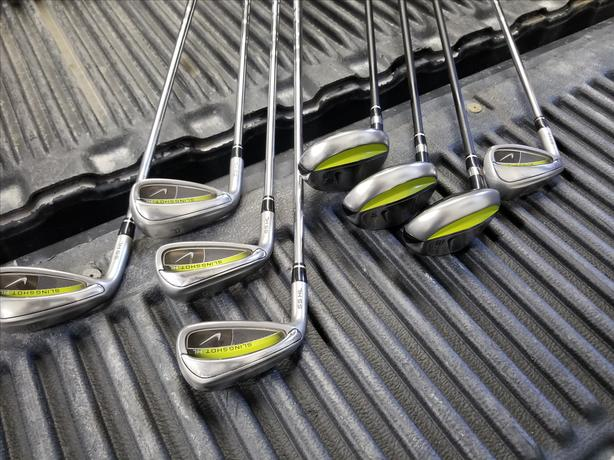 Left hand golf clubs St. Vital, Winnipeg