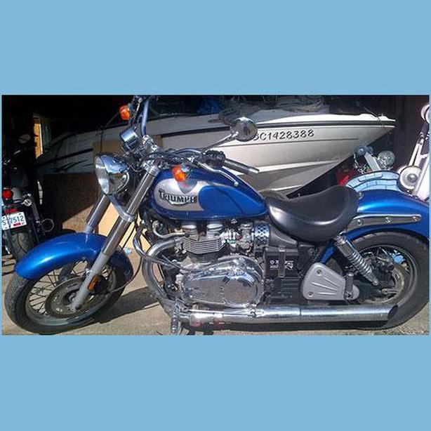 2004 Triumph Boneville America
