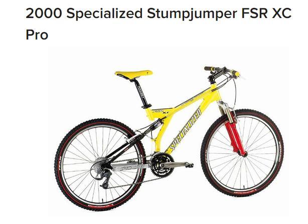 3f1bfc8f0c0 Specialized Stumpjumper FSR XC Pro North Saanich & Sidney , Victoria