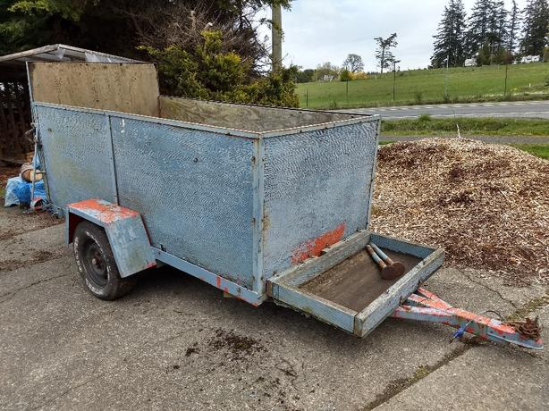 Astounding Utility Trailer For Sale In Metchosin West Shore Langford Colwood Wiring Digital Resources Helishebarightsorg