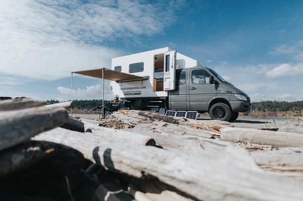 Mercedes Sprinter 4x4 DOKA Expedition Truck Esquimalt & View Royal