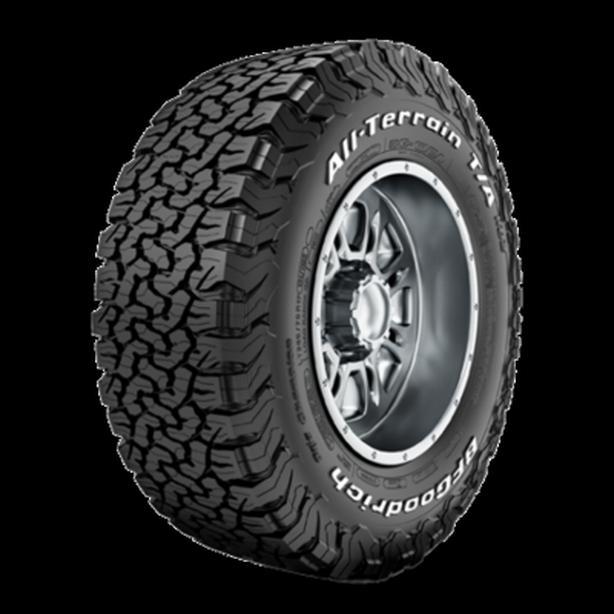 Winter Tires for Light Truck BFG Radial TA KO2