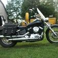 2001 yamaha star 650 custom TRADE FOR 09 RANGER 4X4