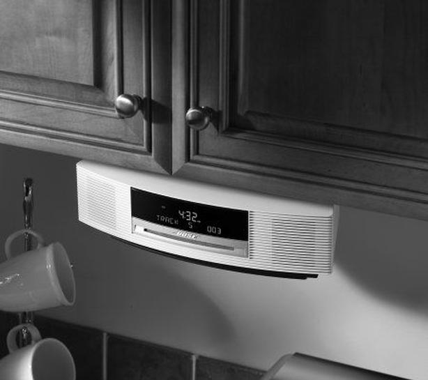 Under Cabinet Wall Mount For Bose Wave Music System