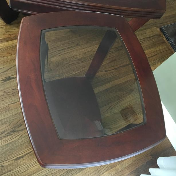 Super Coffee Table End Table And Stereo Cabinet Tv Stand Oak Bay Interior Design Ideas Gentotryabchikinfo