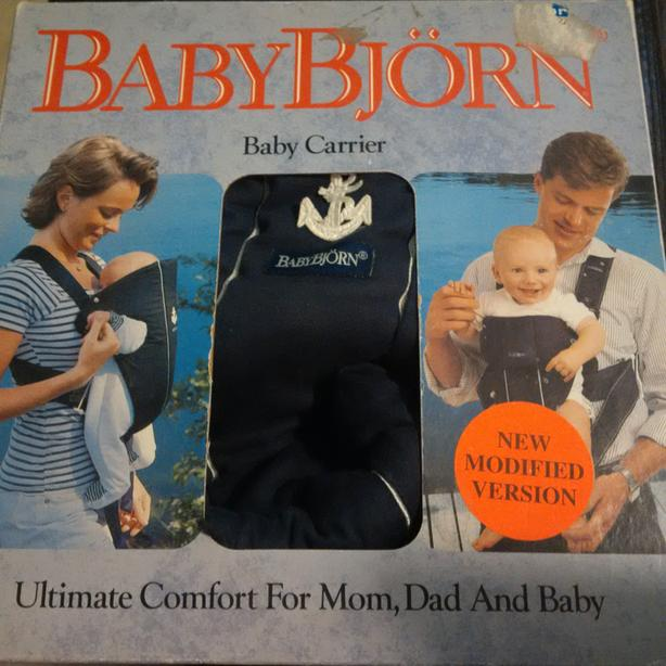 used baby bjorn carrier