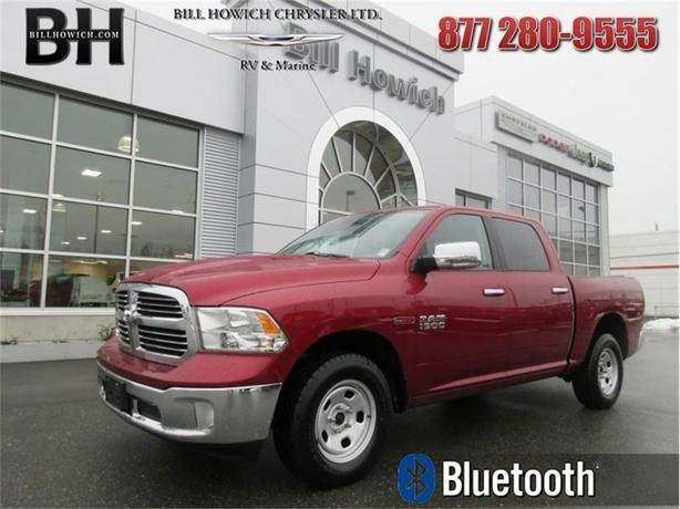 2015 Ram 1500 SLT - Bluetooth - Air - Tilt - $232.81 B/W