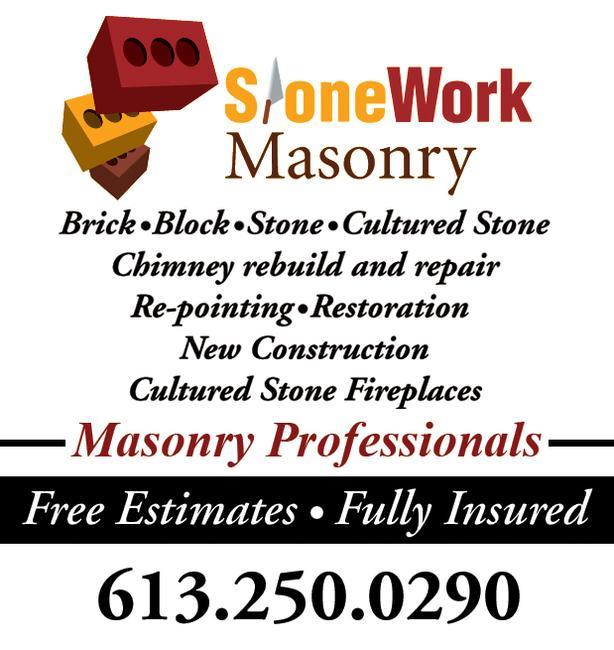 StoneWork Masonry
