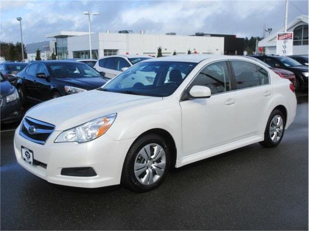 2011 Subaru Legacy 2.5i Low Kilometers