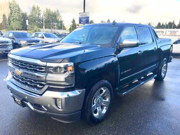 SAVE $13K on This Fully Loaded Brand New 2017 Silverado LTZ.