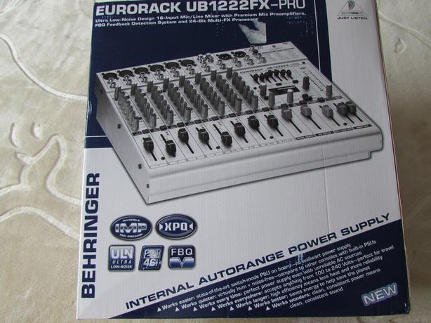 Behringer mixer   NIB