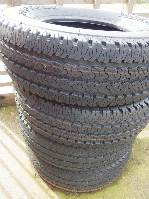 4 good truck tires