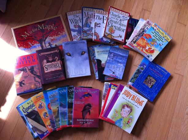 Children's books - some brand new!