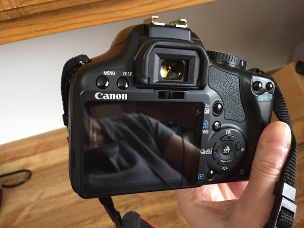 Canon Rebel XSi 450D - Reduced price - must sell East Regina