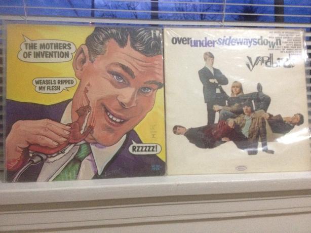 original vintage psychadelic vinyl