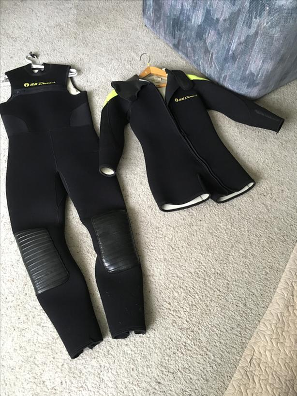 Dive outfit
