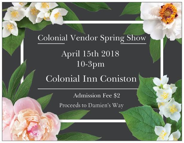Vendor Event supporting Damiens Way