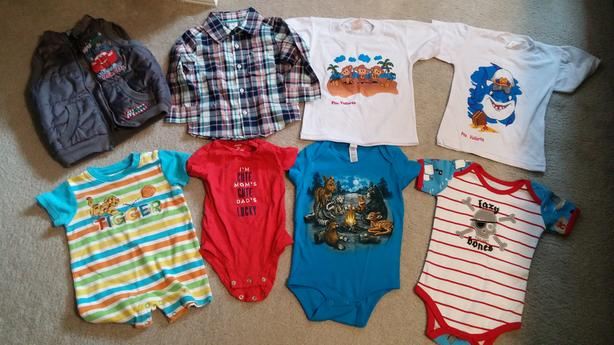 Baby Clothing 12 months