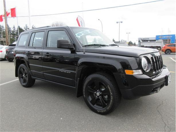 2017 Jeep Patriot High Attitude 4x4 Low Kilometers Warranty