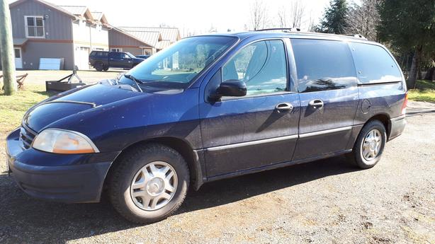 2001 Ford Windstar LOOKING FOR TRADE