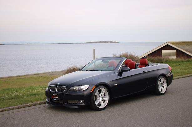 2008 BMW 335i Coupe Cabriolet - FULLY LOADED NAVIGATION!