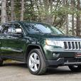 2011 Jeep Grand Cherokee Overland 4WD - NO ACCIDENTS!