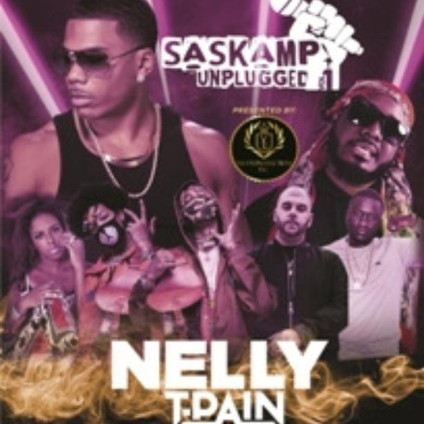 Nelly & T-Pain tickets (2 for 1)