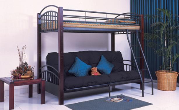 HIGH END FUTON BUNK BED