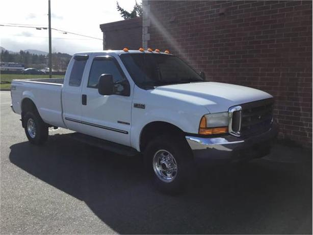 2000 Ford F-350 1 Ton Super Duty 7.3 Diesel