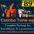 Winnipeg Mobile Lawnmower & Snowblower Tune-Up $49.95
