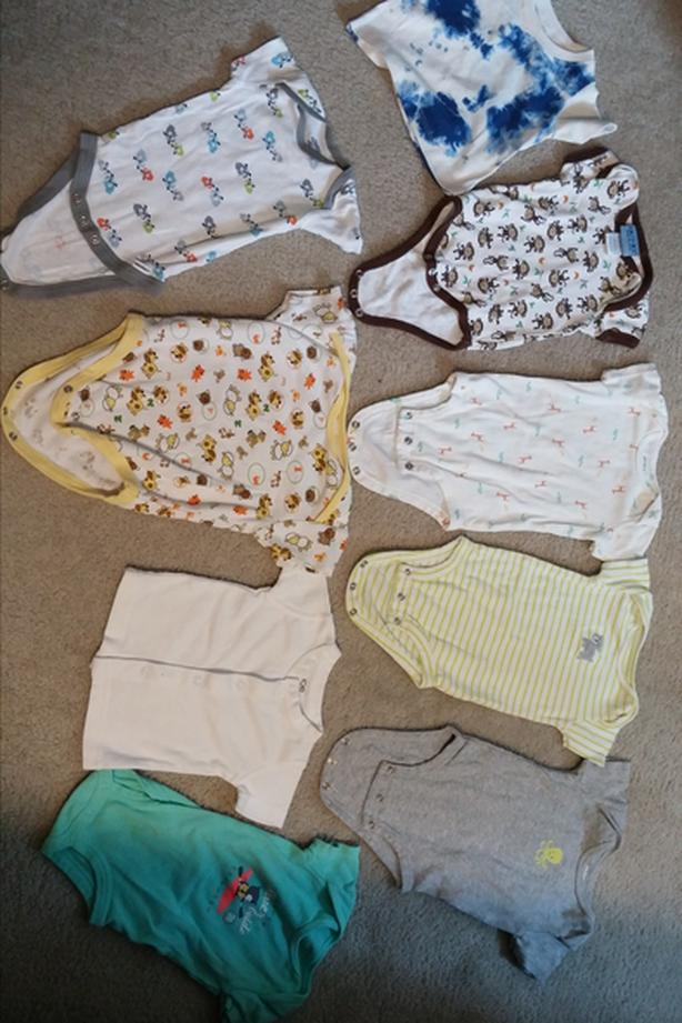 Baby Clothing 3 months - 21 Piece Lot