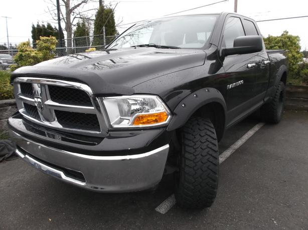2011 DODGE RAM 1500 QUAD CAB 4X4 FOR SALE