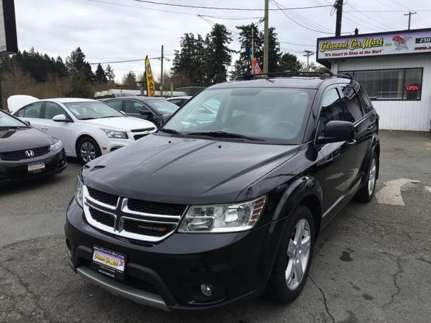 2012 Dodge Journey SXT! Finance Today!