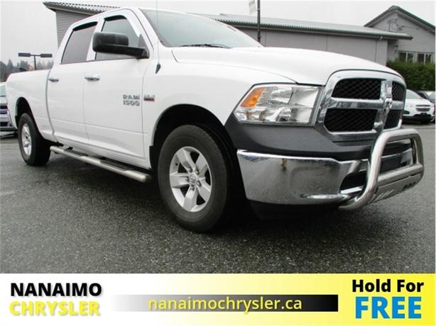 2014 Ram 1500 ST Low Kilometers Touch Screen Radio