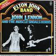 John Lennon & Elton John at Madison Square Gardens