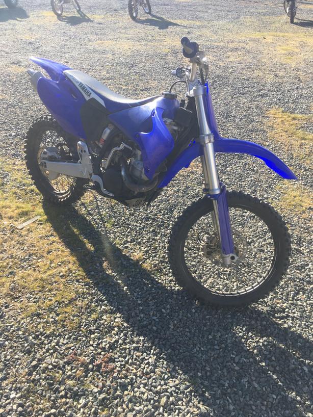 2001 Yamaha YZ 426 F