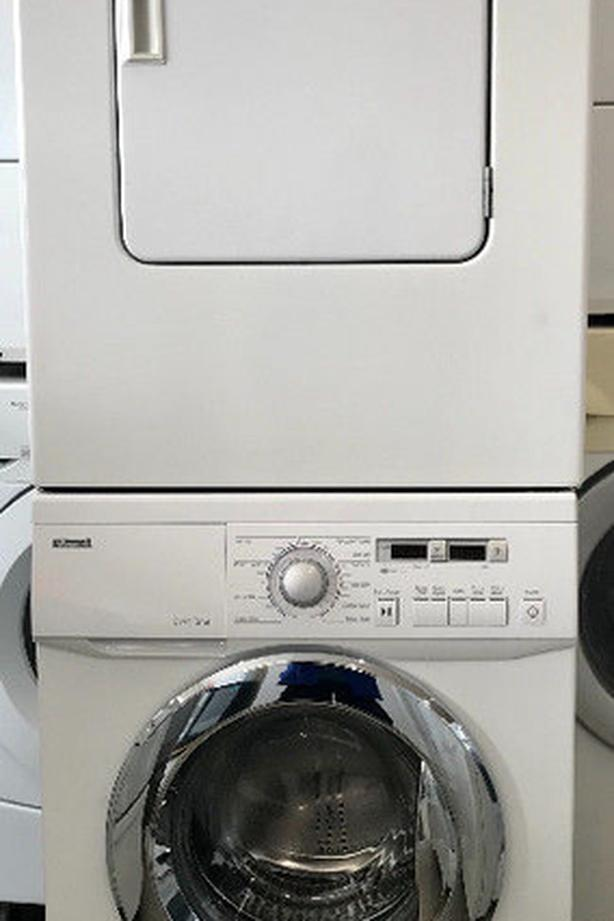 Kenmore Compact Stacker Laundry Set