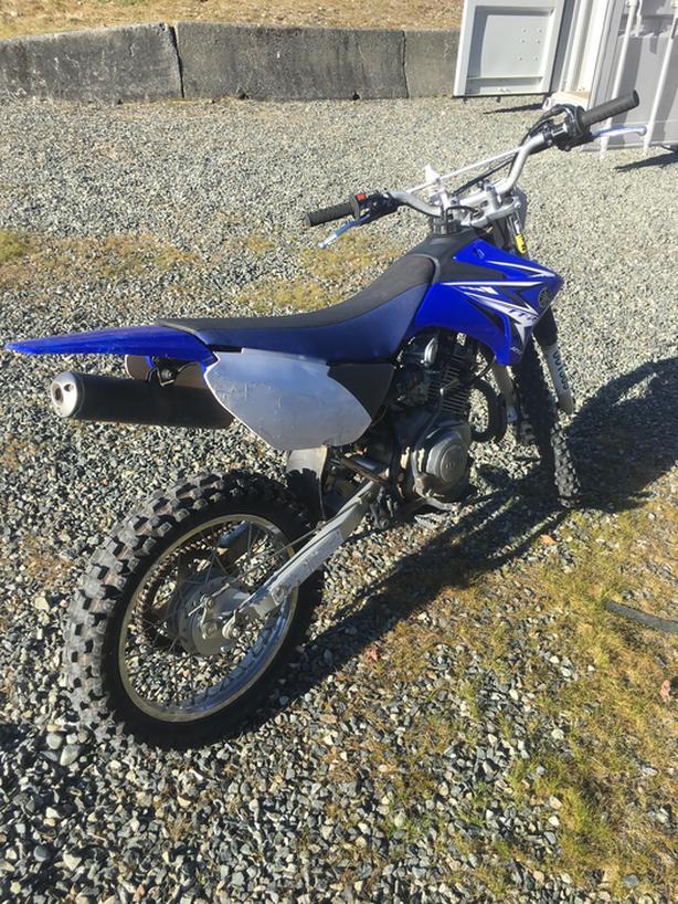 2009 yamaha tt-r125e